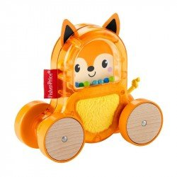 Fisher-Price Animalitos Sorpresa sobre Rueda