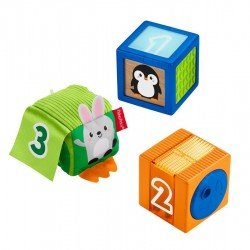 Fisher-Price Bloques Apila y Explora