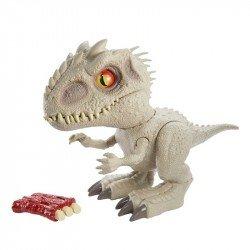 Jurassic World Indominus Rex Loco por comer