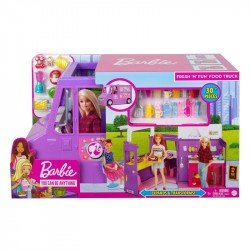 Barbie Careers Food Truck