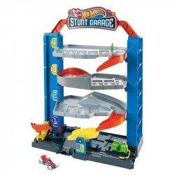 Hot Wheels City Stunt Garage