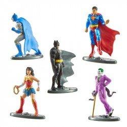 Mattel DC Comics 5 Pack Minis