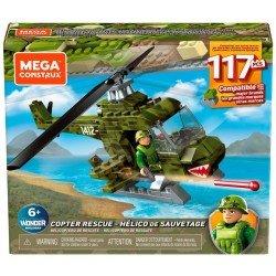 Mega Construx Wonder Builders, Helicoptero Militar