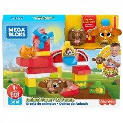 Mega Bloks, Sopresa Peek a Boo Granja de Animales
