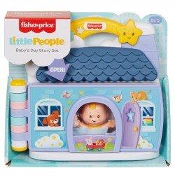 Little People Babies Set Historias Del Bebé