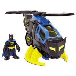 FISHER PRICE IMAGINEXT SUPER FRIENDS SURTIDO VEHICULOS
