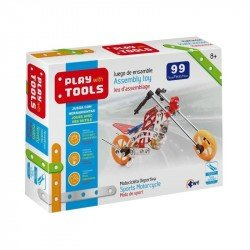 Play With Tools Mediano Motocicleta Deportiva