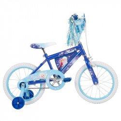 Bicicleta Cross Rodada 16 Imagen Frozen