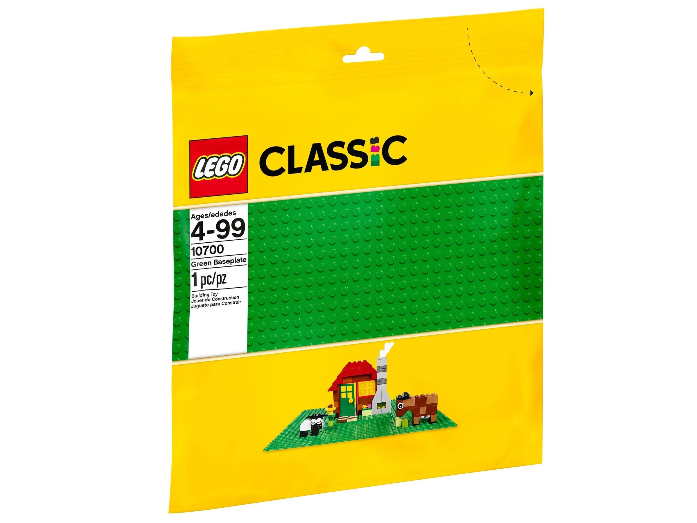 LEGO 10700 Base Verde