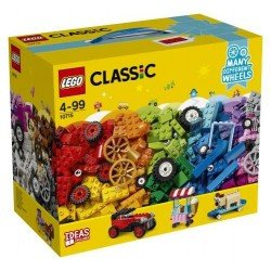 Lego 10715 Bricks sobre ruedas