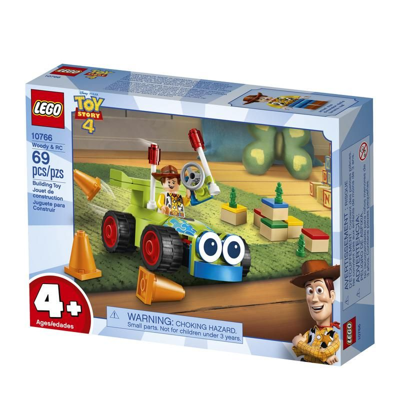 LEGO 10766 Woody y RC