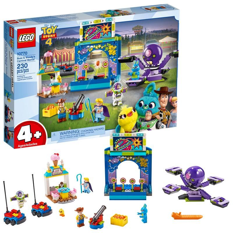 Buzz y Woody: Locos por la Feria