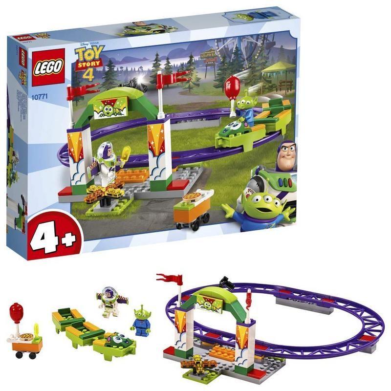 Alegre Tren de la Feria Toy Story 4