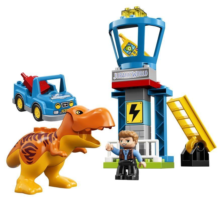 Torre del T. rex