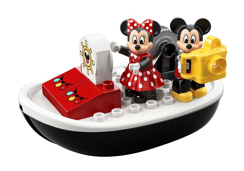 Barco de Mickey