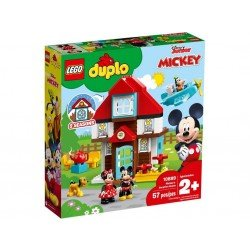 Lego 10889 Casa de Vacaciones de Mickey