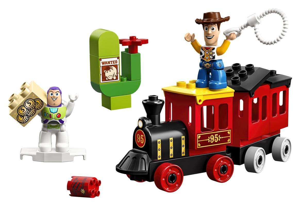 Tren de Toy Story