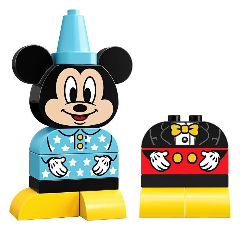 Lego 10898 Mi Primer Modelo de Mickey