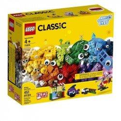 Lego 11003 Bricks y Ojos