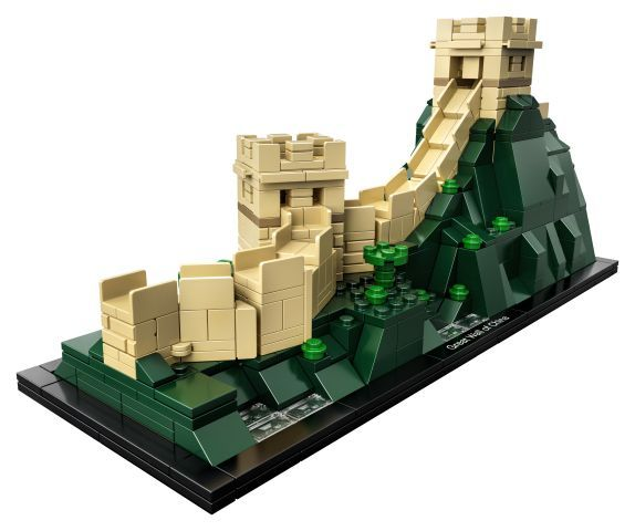 LEGO 21041 Gran Muralla China