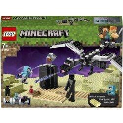 Lego 21151 La Batalla en el End
