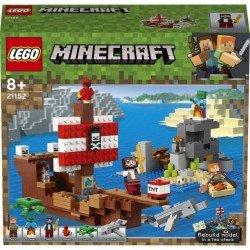 Lego 21152 La Aventura del Barco Pirata