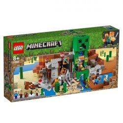 Lego 21155 La Mina de Creeper?