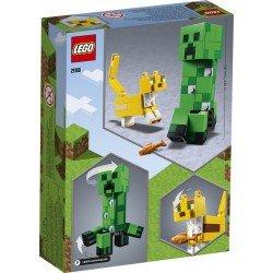 LEGO 21156 Minecraft: BigFig: Creeper? y Ocelote
