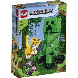 LEGO 21156 Minecraft: BigFig: Creeper? y Ocelote