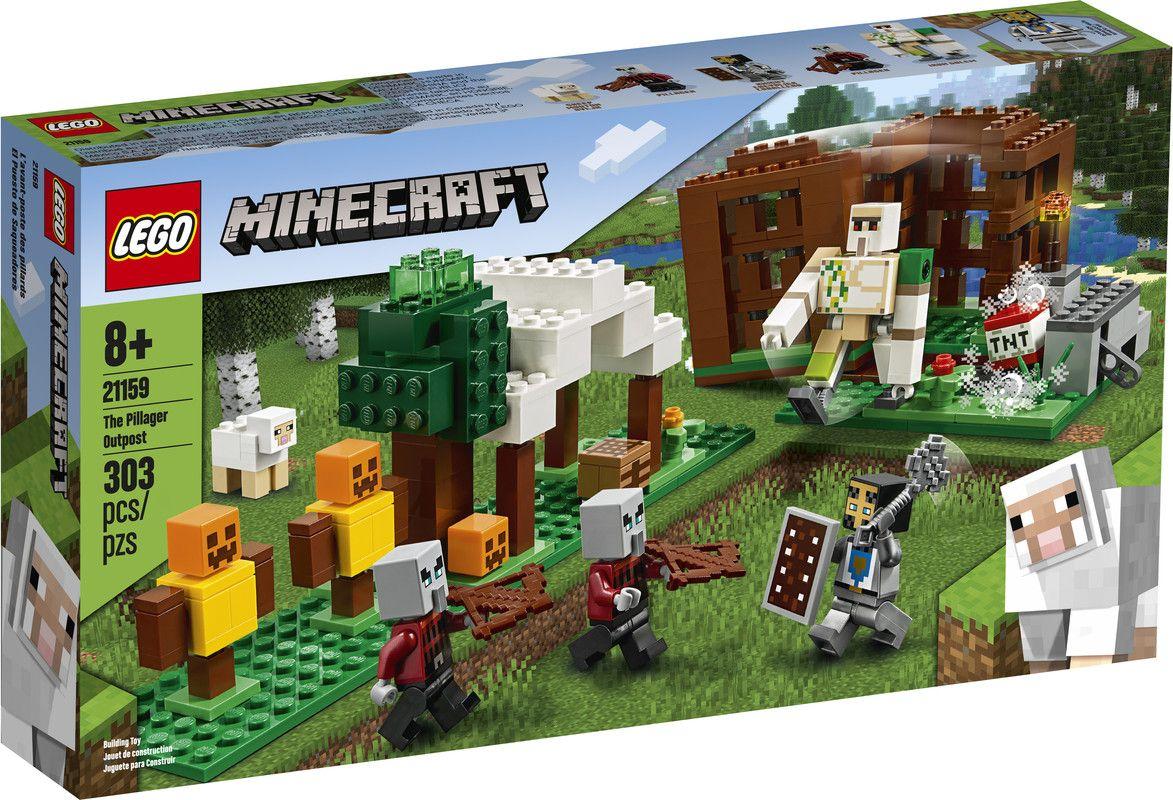 LEGO 21159 El Puesto de Saqueadores