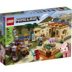 LEGO 21160 La Invasión de los Illager