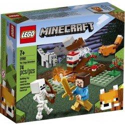 Lego 21162 La Aventura en la Taiga