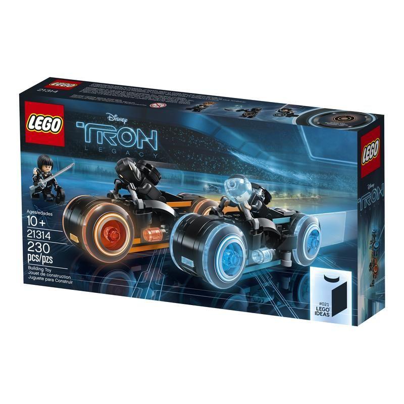 Lego 21314 TRON: El Legado