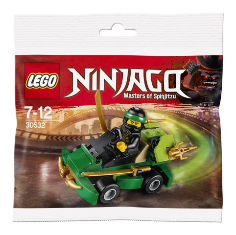 LEGO 30532 TURBO