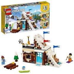 Refugio de invierno modular