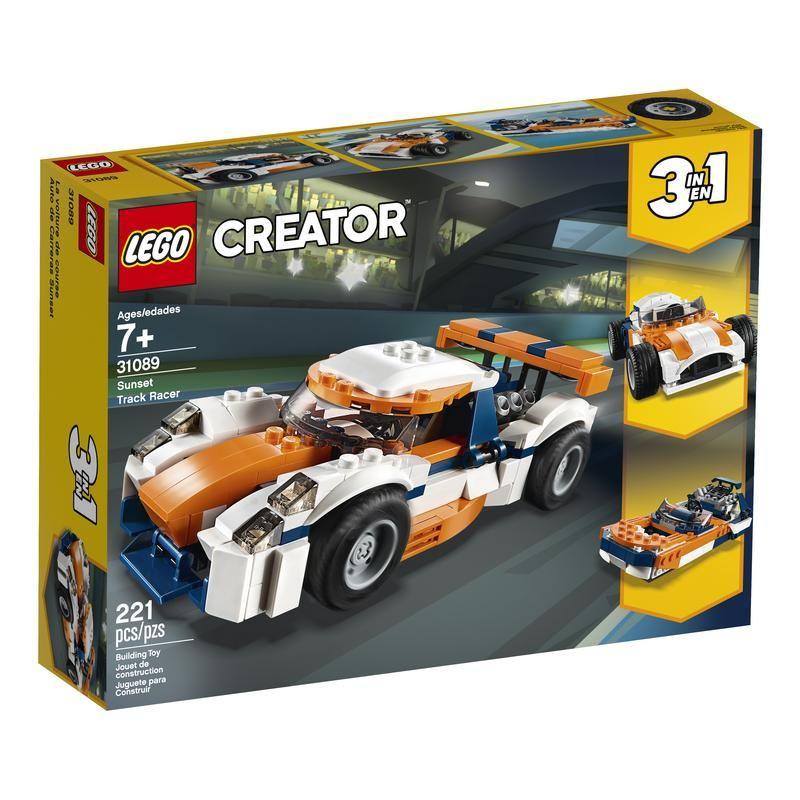 Lego 31089 Auto de Carreras Sunset
