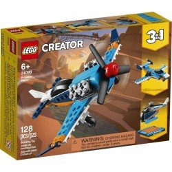 Lego 31099 Avión de Hélice