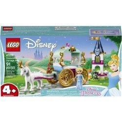 Lego 41159 Paseo en Carruaje de Cenicienta