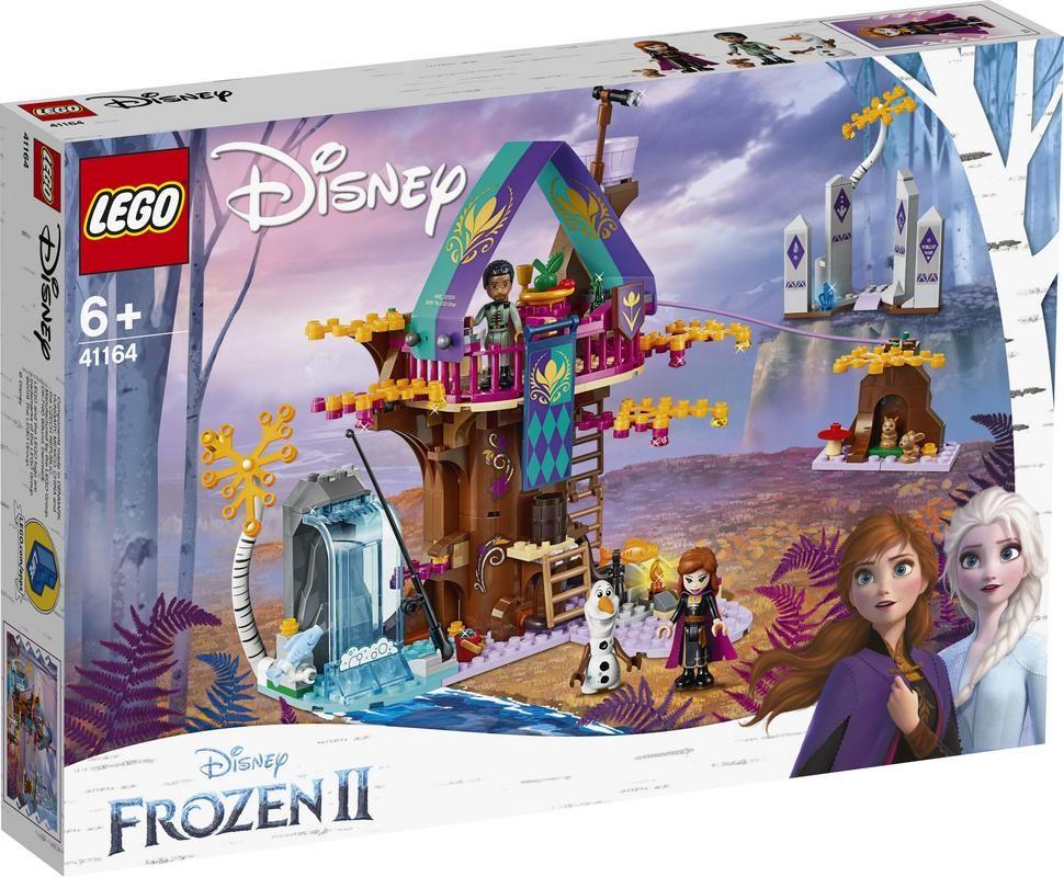 Lego 41164 Casa del Árbol Encantada