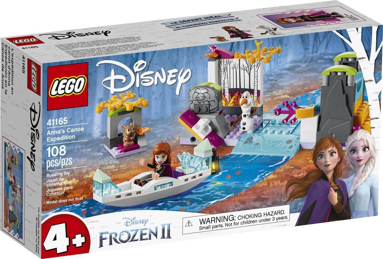 Lego 41165 Expedición en Canoa de Anna