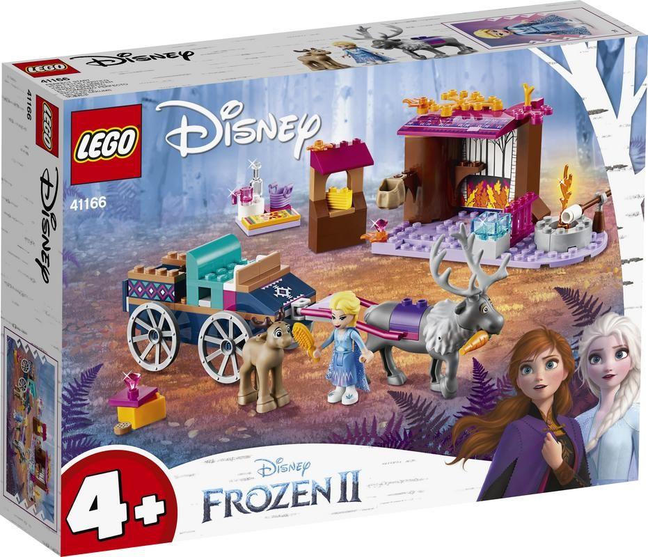 Lego 41166 Aventura en Carreta de Elsa
