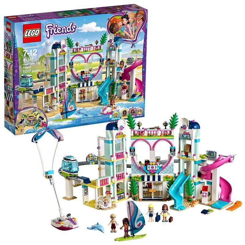 Lego 41347 Resort de Heartlake City