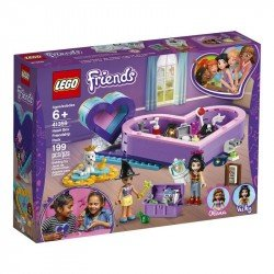 Lego 41359 Pack de la Amistad: Caja Corazón