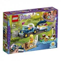 Lego 41364 Buggy y Remolque de Stephanie