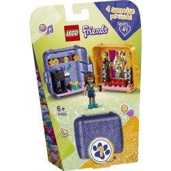 Lego 41400 Cubo de Juegos de Andrea