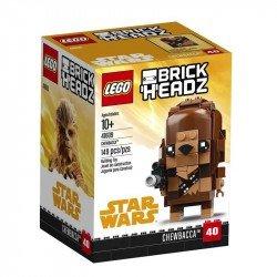 Chewbacca  brick headz