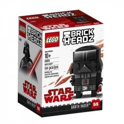 Darth Vader  brick headz