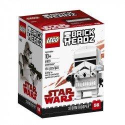Stormtrooper  Brick Headz