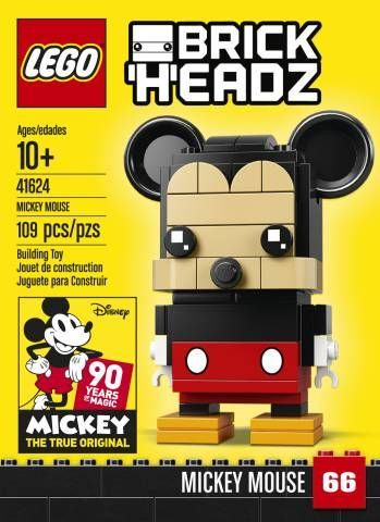 LEGO 41624 Mickey Mouse
