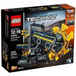 Lego 42055 Excavadora de Rueda